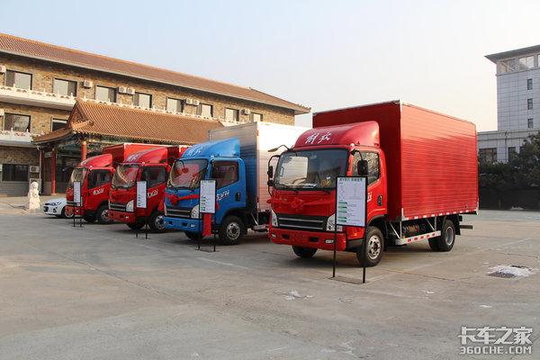 亚博账号登录:产品服务同步升级 解放虎V国六产品上市