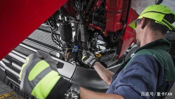 卡车检修的这三个禁忌你确定没犯过吗