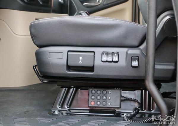 冷链运输身份登场,江淮V7舒适安全实用