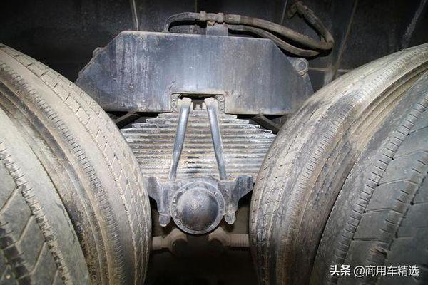 西德时期产物依维柯260-32底盘消防车