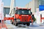 博浪涛90米曲臂云梯车,为消防保驾护航