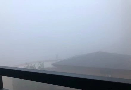 雨雪雾齐聚山东200多个高速收费站封闭