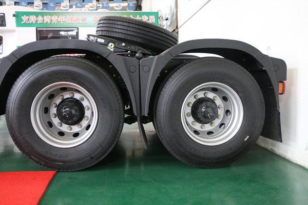 潍柴法士特+机舱式驾驶室图解一汽凌河F200
