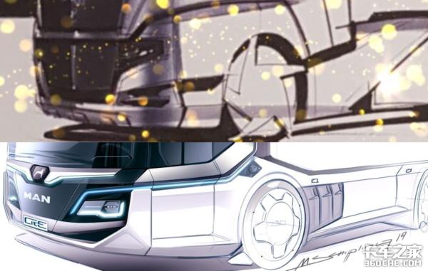 德国曼即将发布新车型,进步之大我服了