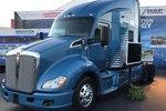 2020国际消费电子展 肯沃斯与德纳展示电动卡车动力总成