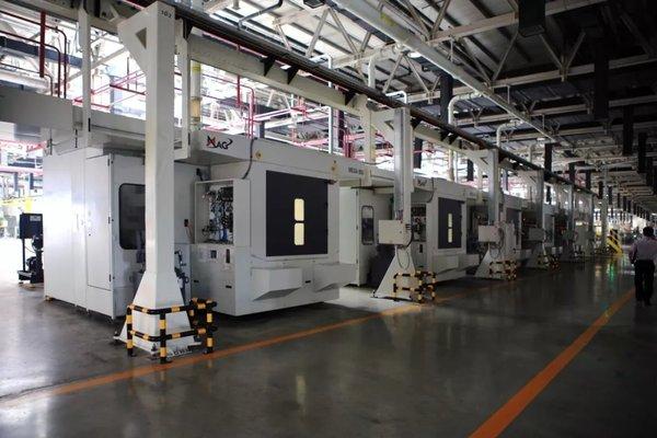 福田康明斯发动机公司:进灯塔工厂名单