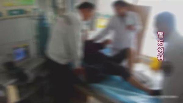 """去医院看病却招来警察货车司机被医院""""扣住了"""""""