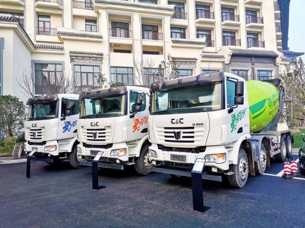卡车之家带您跑年会联合卡车2020年度商务大会亮点车型抢先看!