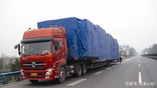 货车超载治理或许只是个传说十吨王仍在百吨王横行