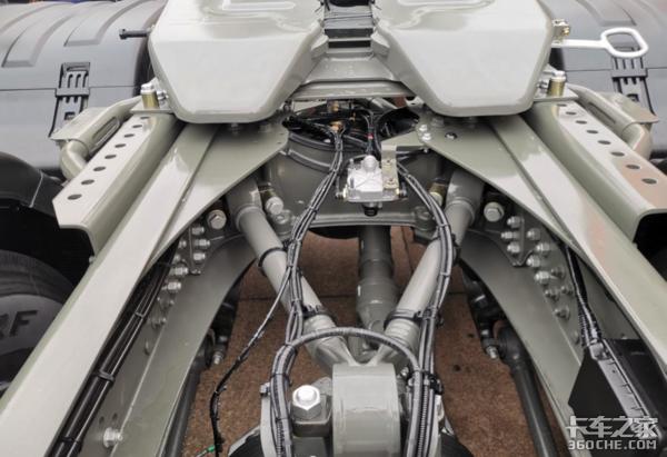 全新豪沃TX7升级的地方真不少,更强力