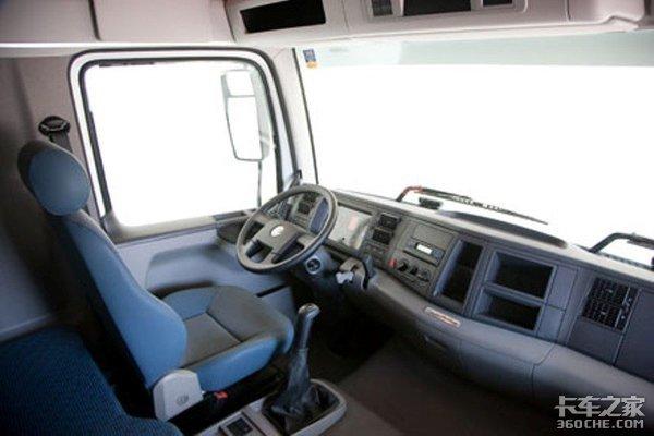 你以为大众只会做乘用车吗?大众星座卡车了解一下,自带黄金动力链