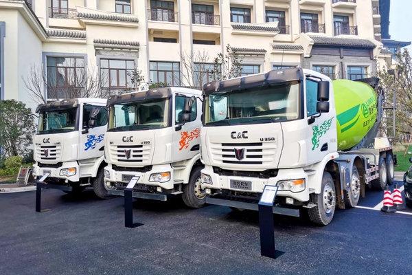 整车生态链更显优势联合卡车19年订单破万,2020冲刺1万辆