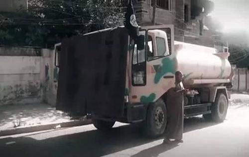 自爆卡车冲叙利亚阵地军官舍身救战友