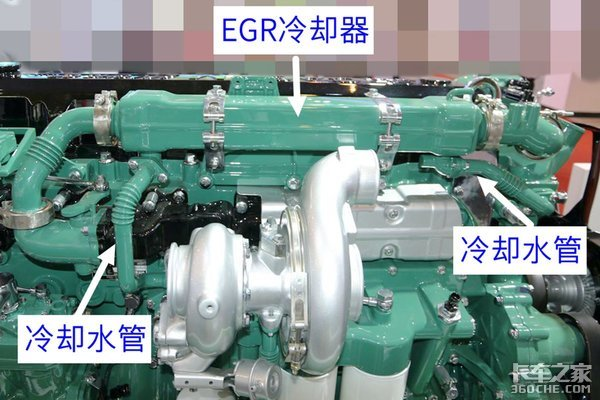 EGR加入更环保国六6DM3没那么难伺候