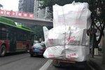 货车超载超限 驾驶员心存侥幸:只要开慢点就不会出事