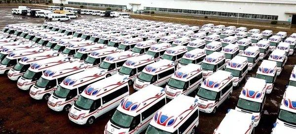 疫情无情人有情,汽车企业用行动驰援!
