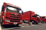解放龙VH载货车2.0版已上线!适用中短途物流,发动机会省油你敢信?