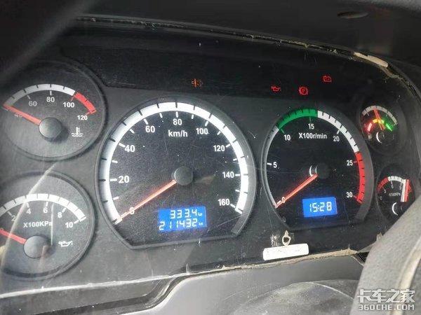 江淮格尔发K3X怎么样?90后卡友:3年21万公里,只换过轮胎和刹车片