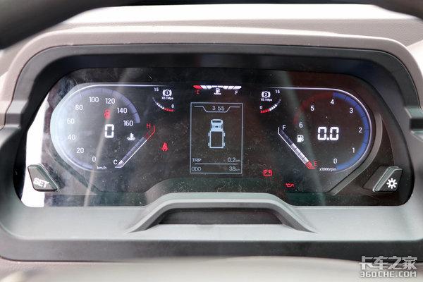 """排气制动更安全,车内竟然还有""""刺客""""奥驰X2自卸车实力杠杠的"""