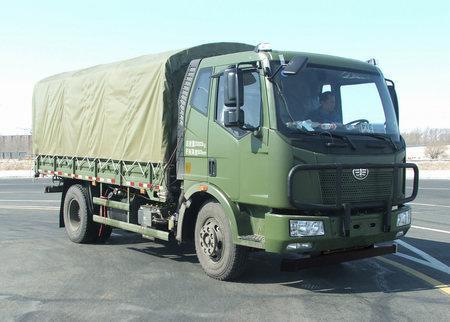 50辆军用卡车雄赳赳气昂昂开进武汉街道,它们到底什么来头?