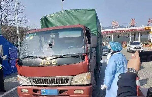 鄂M卡车的归乡之路最大的愿望是找个地方睡一会