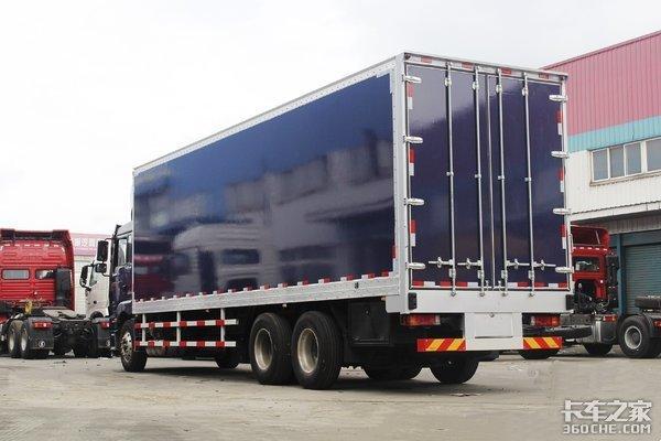 想买9米6小三桥厢货车拉快递?看看这8款主流车型有没有满足你的