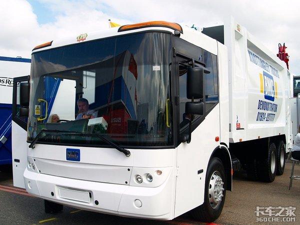 BMC专业低门驾驶室卡车实用性超乎想象