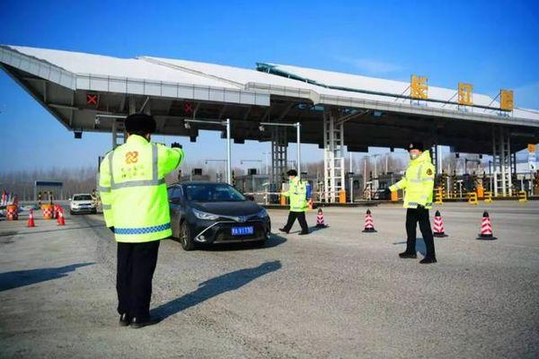 交通运输部:未经批准设置的防疫检测站点坚决撤销