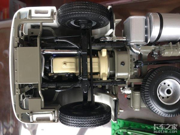 10多年过去,再品重汽HOWO-7车模,还是那么经典