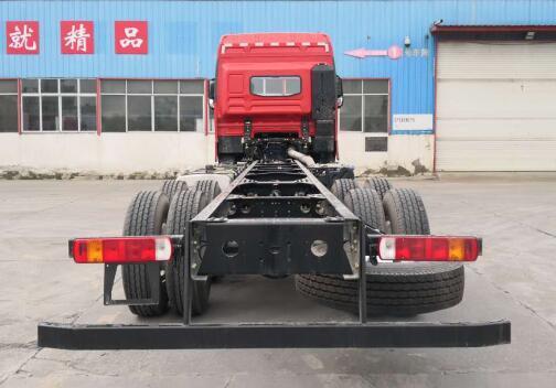国六、马力410起步三一8×4载货车来啦!