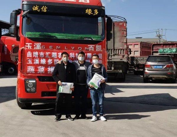 他们是奋战在千里运输一线的卡车英雄