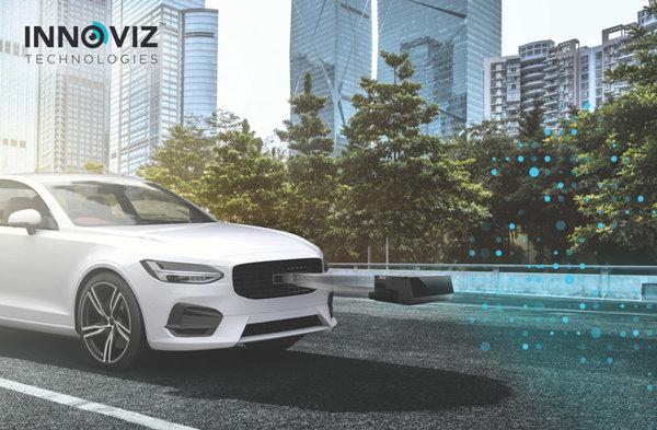 陕汽重卡与Innoviz合作部署自动驾驶!