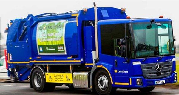 戴姆勒卡车:开发梅赛德斯・奔驰Econic的电动版