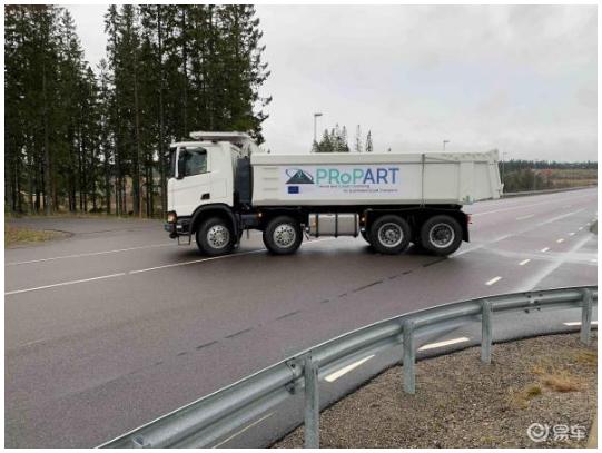 FraunhoferIIS研发定位技术帮卡车自动并道