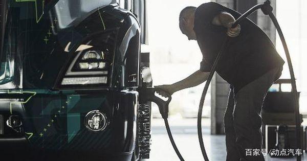 Greenlots与沃尔沃卡车合作为沃尔沃LIGHTS项目安装充电器