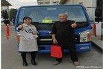 一次购车1台 赣州市祥康自卸车交车仪式
