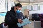 中卫:推行货车通行证管理 控疫保物流