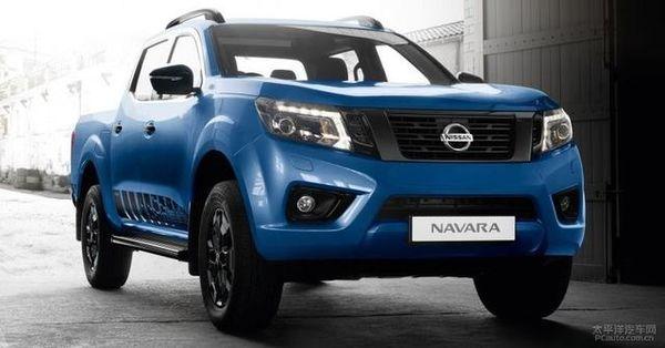 日产新款纳瓦拉N-Guard皮卡亮相欧洲!
