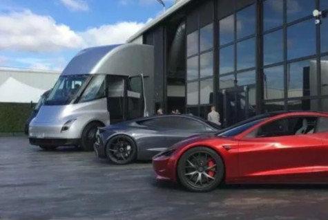 特斯拉 将在德国电池厂生产卡车Model Y