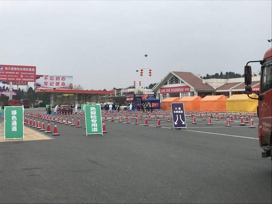 成都:高速公路/国省干线公路检疫有新规