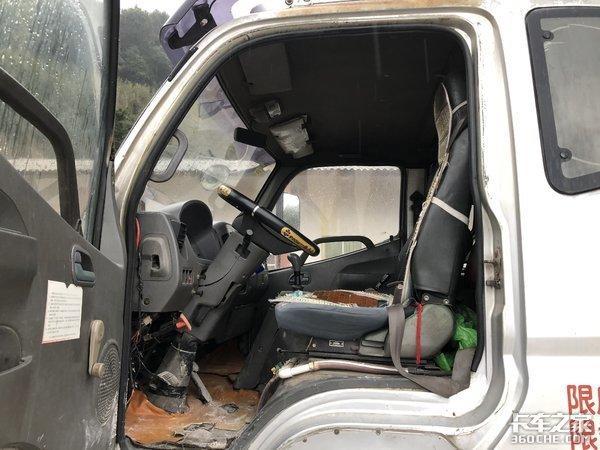 这台二手拉猪车花了6万块司机觉得超值