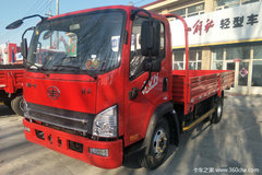 降价促销 解放轻卡虎V载货车仅售9.55万