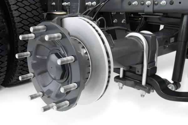 买车时装盘刹和气囊桥的挂车值得买吗