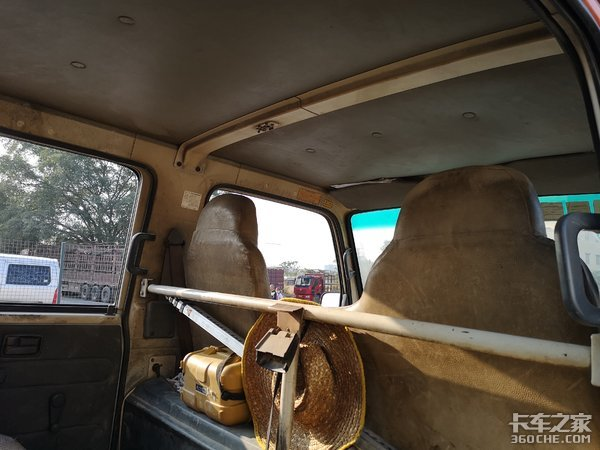 这款五十铃轻卡有多少老司机驾驶过它