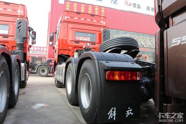 可靠动力配置+8.8吨轻量化底盘+舒适性内饰,解放JH6不会让你失望