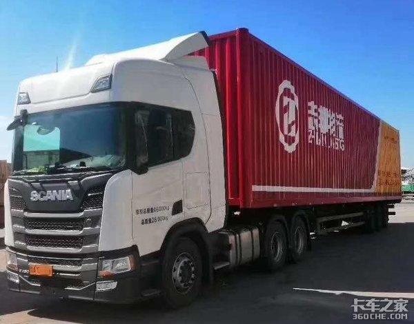 广州7成物流企业复工 一个月后恢复正常