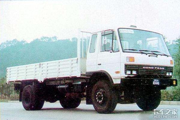 卡车那些事儿(5)90年代重型车举步维艰