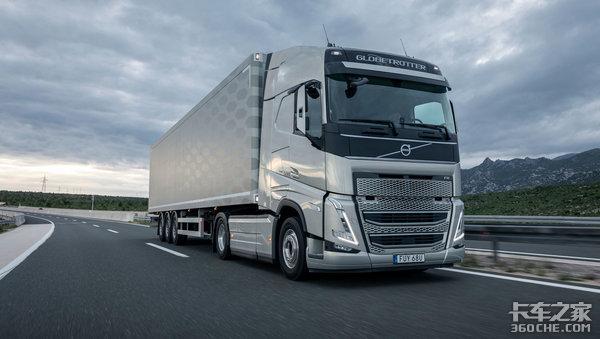 进口卡车为何如此重视国内市场中国市场为什么这么受欢迎?