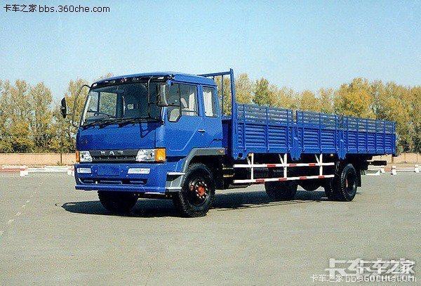 卡车那些事儿(6)2000年后迎来黄金十年
