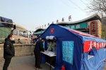 北京:连夜建起12个大货车司机服务站!
